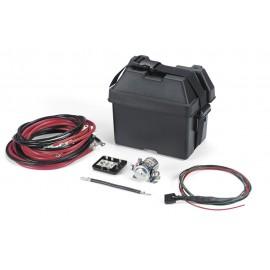 Блок управления Warn двумя аккумуляторами для ATV