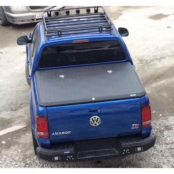 Багажник экспедиционный Rival алюминиевый для Volkswagen Amarok с 2010 -