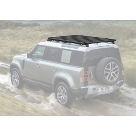Багажник алюминиевый (платформа с креплением) Rival 1955x1270 для Land Rover Defender 110 2020-