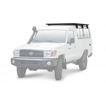 Багажник алюминиевый (платформа с креплением) Rival 1955x1430 для Toyota Land Cruiser 78 2007-