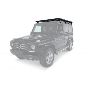 Багажник алюминиевый (платформа с креплением) Rival 2435x1495 для Mercedes-Benz G-Class 1990-2018