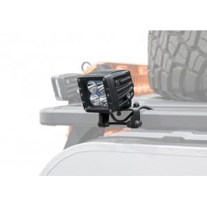 Крепление бокового света 2 шт. для багажника Rival