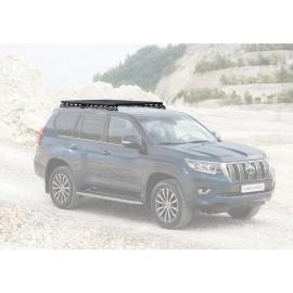 Багажник алюминиевый (платформа с креплением) Rival 1715x1190 для Toyota Land Cruiser Prado 150 2007-