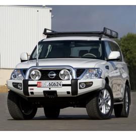 Бампер ARB Sahara передний Nissan Patrol Y62