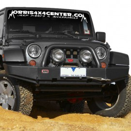Бампер ARB Rock Crawler передний Jeep Wrangler JK (Гладкое покрытие)