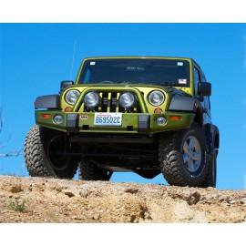 Бампер ARB Deluxe передний Jeep Wrangler JK