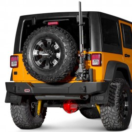 Бампер ARB задний Jeep Wrangler JK (С местом для установки кронштейна запасного колеса)