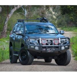 Бампер ARB Deluxe передний Toyota Land Cruiser Prado 150 с 2014 года. Только VX и Kakadu