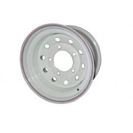 Диск усиленный ВАЗ НИВА стальной белый 5x139,7 7xR15 ET+25 (треуг.)