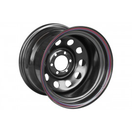 Диск стальной Тойота черный 6x139,7 8xR16 d108 ET-30