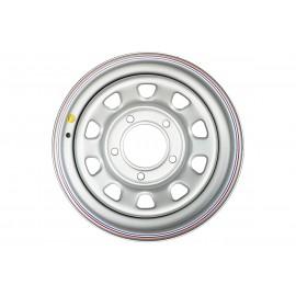 Диск усиленный ВАЗ НИВА стальной серебристый 5x139,7 7xR15 ET+25