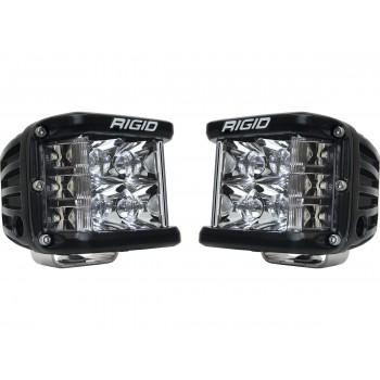 RIGID D-SS Серия PRO (7 светодиодов) Дальний свет (пара)