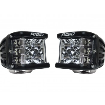 RIGID D-SS Серия PRO (7 светодиодов) Ближний свет (пара)