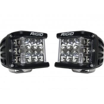 RIGID D-SS Серия PRO (9 светодиодов) Водительский свет (пара)