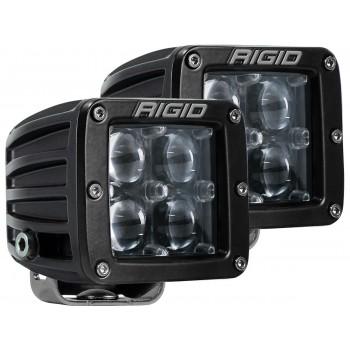 RIGID D-серия PRO (4 светодиода) – Сверхдальний свет (пара)