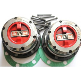 Колесные хабы ручные AVM-410HP для УАЗ Хантер/Патриот/Буханка