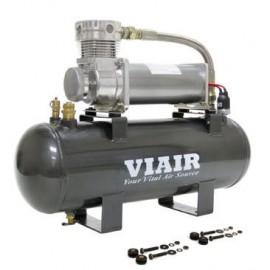 Ресивер VIAIR 7,5 л в сборе с компрессором 480С 55% при 15 атм 100% при 9 атм