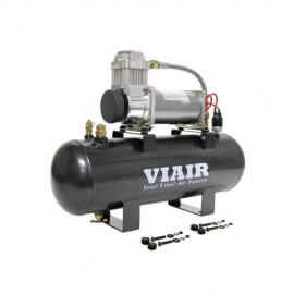 Ресивер VIAIR 7,5 л в сборе с компрессором 380С 55% при 15 атм 100% при 9 атм