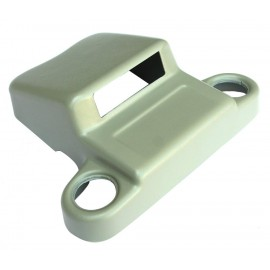Консоль потолочная для установки р/c УАЗ Патриот с штатным люком, вырез под р/c 140х40 мм, серая