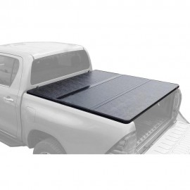 Жесткая трехсекционная крышка для Ford Ranger