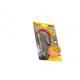 Дефлятор с манометром T-max