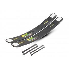 Набор дополнительных листов рессоры ширина 60 мм, толщина 10 мм  (ISL6010)