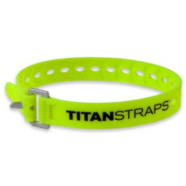 Ремень крепёжный TitanStraps Super Straps желтый L = 46 см (Dmax = 12,7 см, Dmin = 3,2 см)