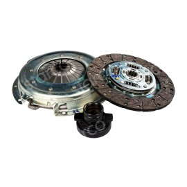 Сцепление Starco в сборе УАЗ дв.ЗМЗ-514, 409 КПП DYMOS (Корея) 5 ступ. тонкий вал (диск ведомый 2-х демпферный)