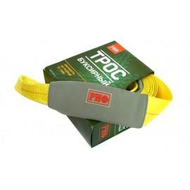 Трос буксировочный РИФ 15 т/9 м (100 мм)