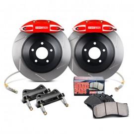 Тормозная система StopTech задняя BBK Land Cruiser LC200/Lexus LX570 82.874.0058.71 (красная) ST41   380x32