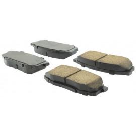 Тормозные колодки StopTech (Ceramic) задние Land Cruiser LC200/Lexus LX570 105.13040