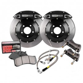 Тормозная система StopTech задняя BBK Land Cruiser LC200/Lexus LX570 950.44519 (черная) ST41   380x32