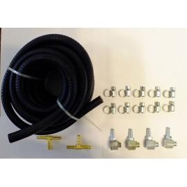 Комплект для вывода сапунов УАЗ (улучшенный)
