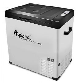 Холодильник автомобильный ALPICOOL 75 л 12/24/220 В, серия C
