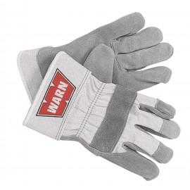 Перчатки Warn для работы с лебёдкой
