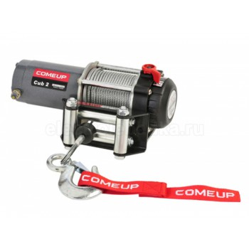 Лебёдка электрическая ComeUp Cub 2 12V (EAC)