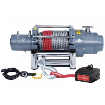 Лебедка электрическая ComeUp DV-15 24V (EAC)