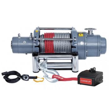 Лебедка электрическая ComeUp DV-12 24V (EAC)