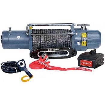 Лебедка электрическая ComeUp DV-12s light 12V (EAC)