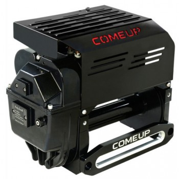 Лебедка электрическая ComeUp Blazer (12В) скоростная вертикальная