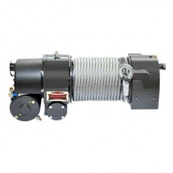Лебедка электрическая червячная Dragon winch DWTS 12000 HD 12V