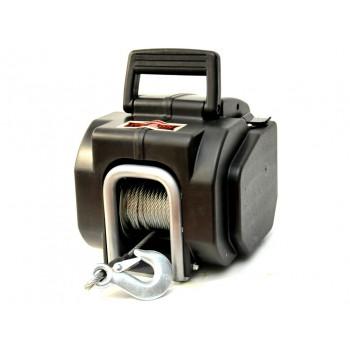Переносная электро-ручная лебедка Dragon winch DWP 3500 12V