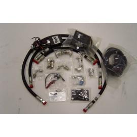 Набор шлангов и клапанов для подключения гидравлических лебедок Mile Marker на автомобилях HUMMER H1