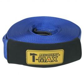 Удлинитель стропы буксировочной T-Max 8 см х 20 м, 7,95 тонн
