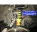 Амортизатор РИФ передний Toyota Hilux 2005-2014, 2015+, Prado 120, FJ Cruiser лифт 45 мм