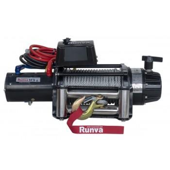 Лебёдка электрическая 24V Runva 12500 lbs 5720 кг (влагозащищенная)