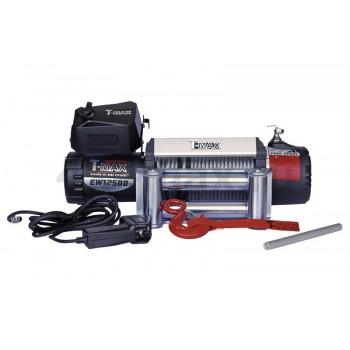 Лебёдка электрическая 12V T-Max HEW-12500 X Power