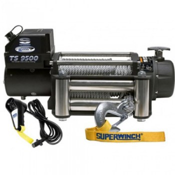Лебёдка электрическая 12V Superwinch Tigershark 9500