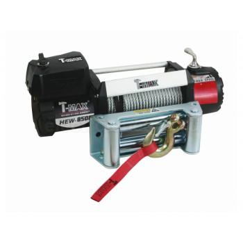 Лебёдка электрическая 12V T-Max HEW-8500 X Power