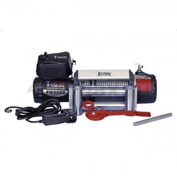Лебёдка электрическая 12V T-Max HEW-9500 X Power